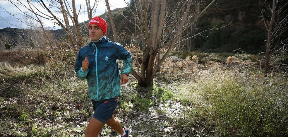 Mario Olmedo y la ambición por coronar la cima