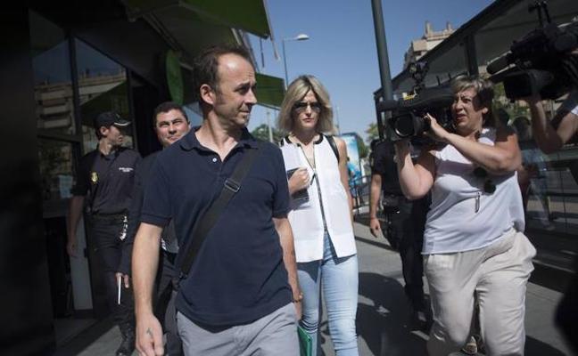 Francesco Arcuri pide también para Juana Rivas 5 años de prisión