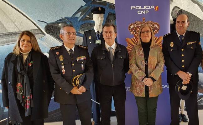 José Berrocal, nuevo responsable de la Comisaría de Policía de Linares