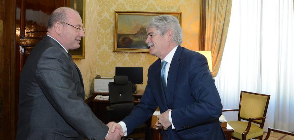 Jaén pide ayuda al Gobierno para el I Premio Internacional 'Hasday Ibn Shaprut'