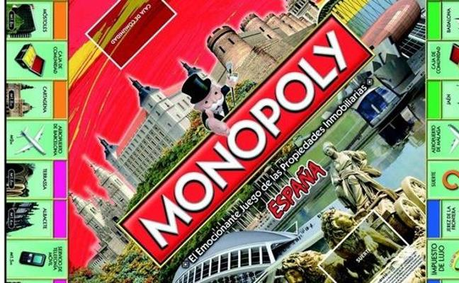 Tú mismo vas a poder elegir las ciudades y pueblos del nuevo Monopoly España