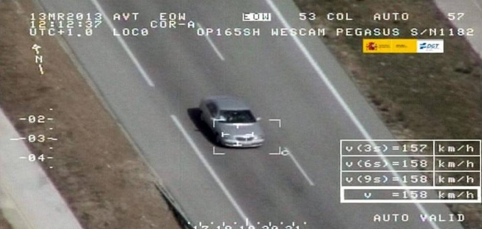 La DGT no te puede multar ni quitar puntos sin saber quién conduce el vehículo