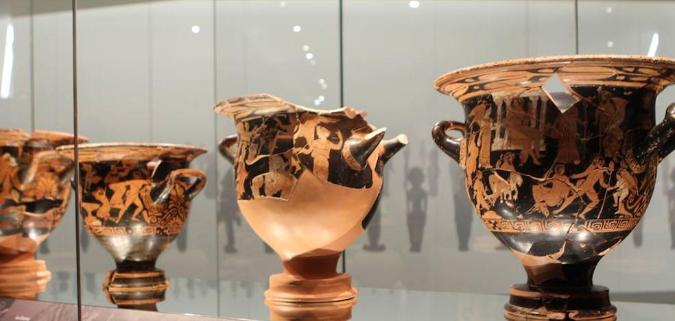 El Museo Íbero recibe casi 18.000 visitas durante su primer mes abierto al público