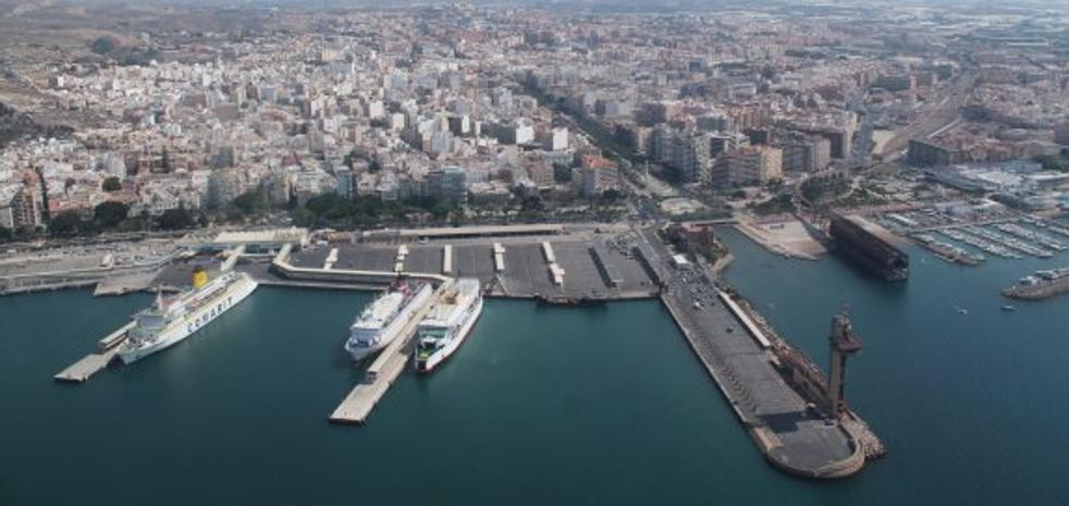 El Puerto-Ciudad da sus primeros pasos