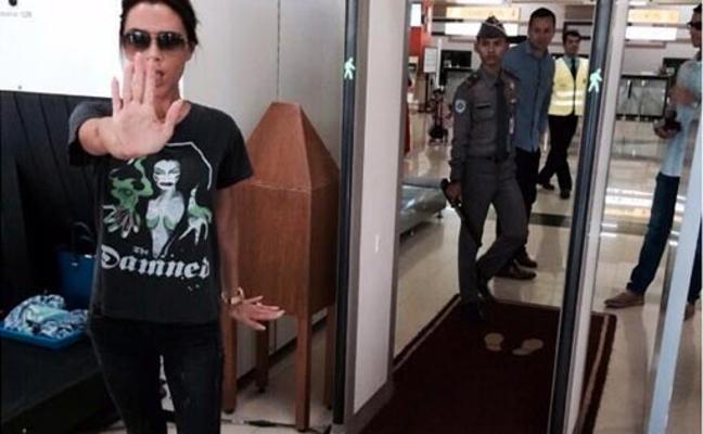 Varias madres acusan a Victoria Beckham de promover la anorexia