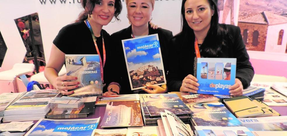 Almería se presenta con lo mejor de su oferta turística en la Feria del Turismo
