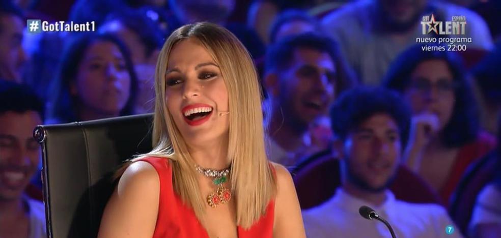 La espectacular belleza de Edurne arrasa con el inicio de 'Got Talent'