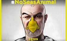 """#NoSeasAnimal: la Junta quiere acabar con la """"fauna machista"""" del acoso callejero en Andalucía"""