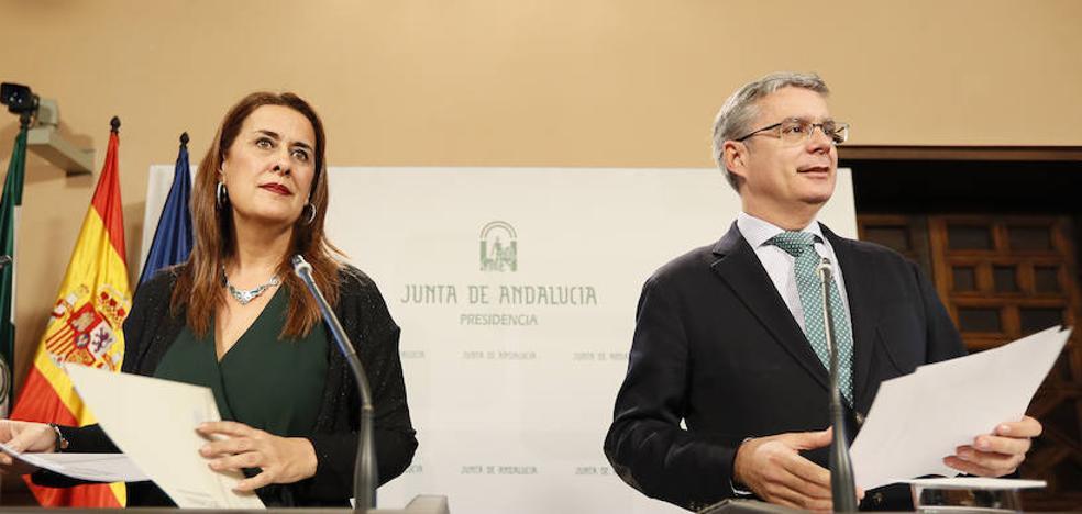 El Gobierno andaluz renueva sin consenso el Consejo Consultivo