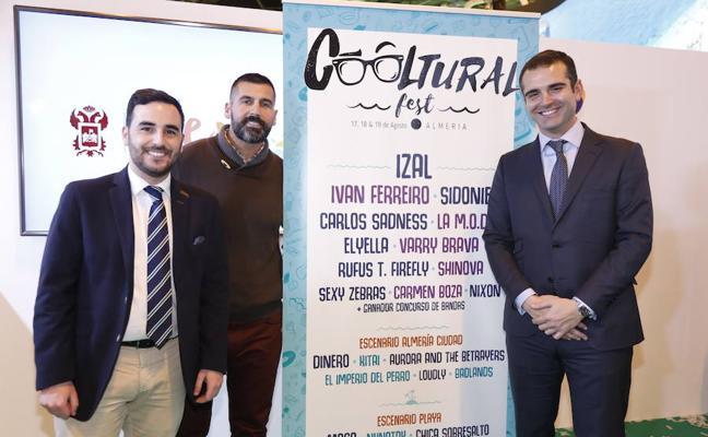 La playa, la música y la feria se unen en el 'Cooltural Fest' como propuesta de turismo juvenil