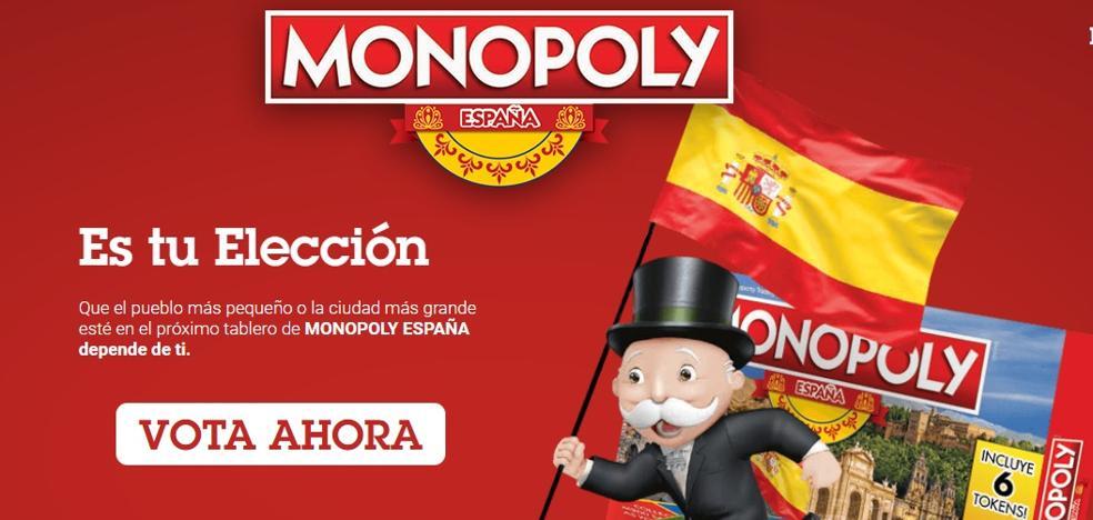 Vota ya por Granada para que aparezca en el próximo Monopoly España