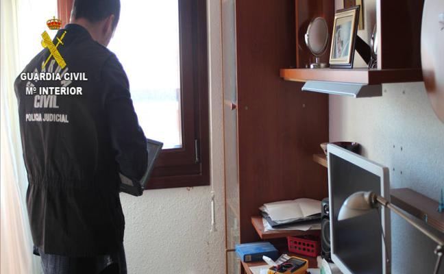 Un joven de 18 años, detenido en Guadix en una macrooperación contra la pornografía infantil