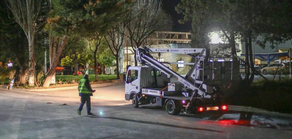 Hallan el cadáver de una recién nacida en una bolsa de basura en Alhendín