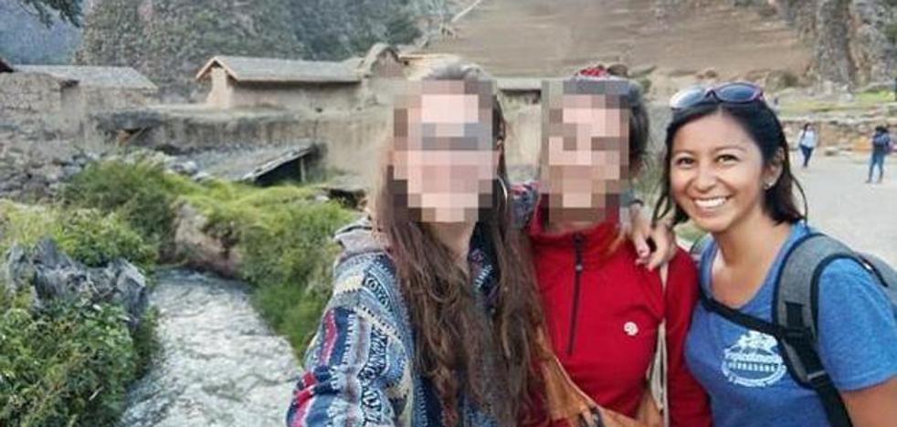 La Policía investiga si la valenciana desaparecida en Perú sufrió una agresión sexual