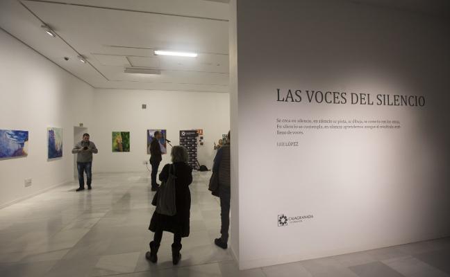 'Las voces del silencio' hablan en el Museo Caja Granada