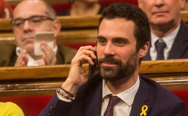 Puigdemont, Ponsatí y Puig piden a la nueva Mesa la delegación del voto