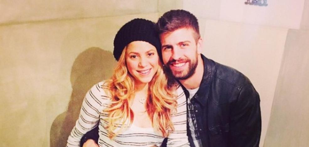 La esperada foto de Shakira y Piqué que revoluciona las redes