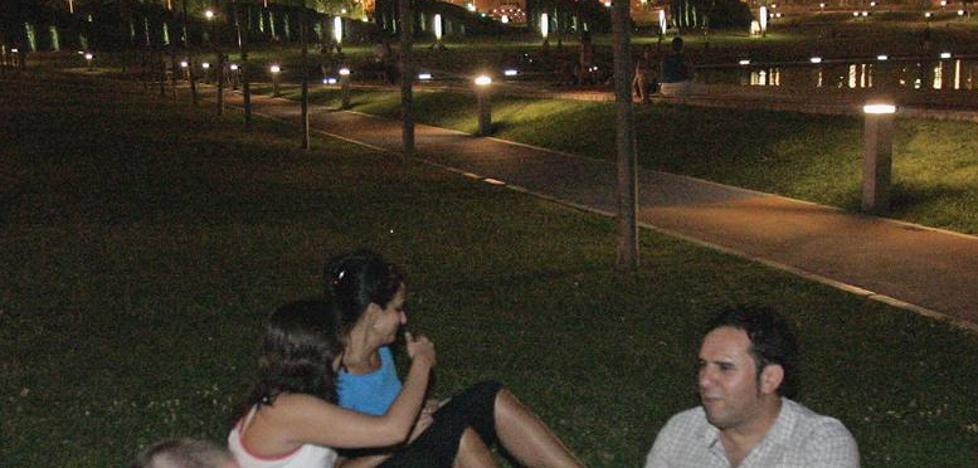 El parque del Bulevar seguirá vigilado cuando el día 30 deje de hacerlo FCC