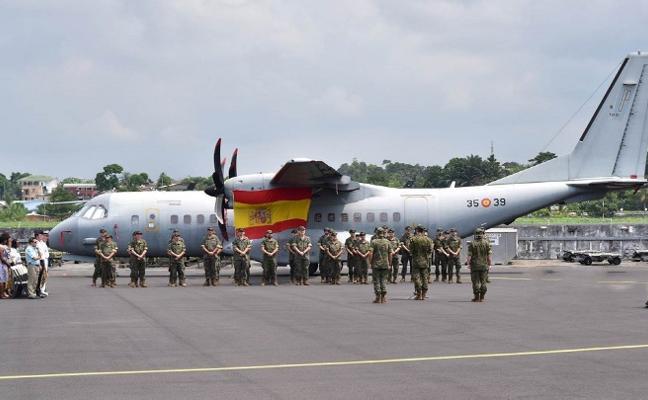 Nuevo contingente se suma a la lucha contra el terrorismo en el Sahel y África Central
