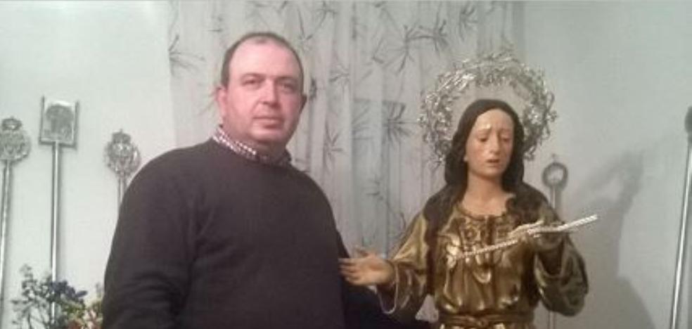 Jesús Liébana será el pregonero de la Romería de Santa María Magdalena de Mengíbar 2018