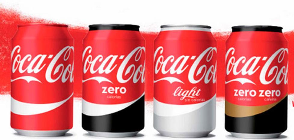 El cambio de las latas de Coca-Cola y su nuevo producto en España