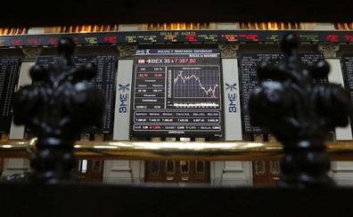 El Ibex sube un 0,45% y cierra en 10.479 puntos