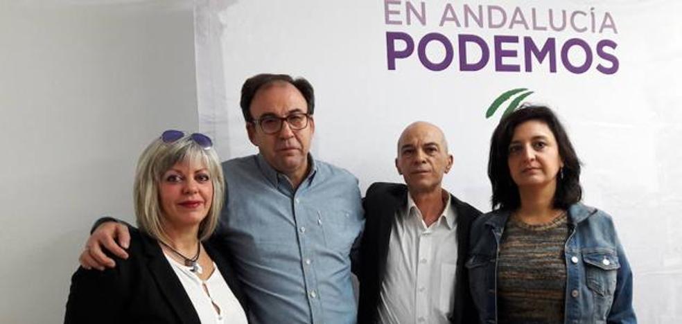 Jaén en Común y Podemos acercan posturas de cara a una posible candidatura de unidad