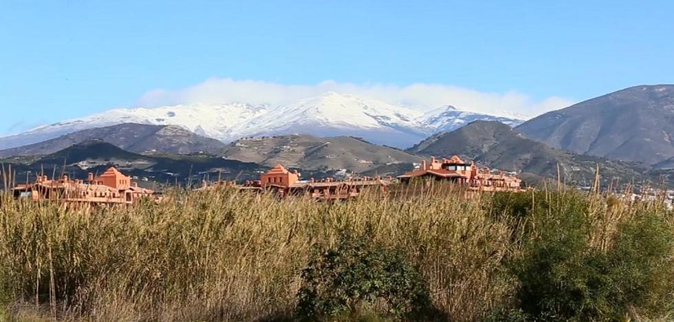 Sierra Nevada también se disfruta desde el mar