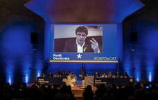 Puigdemont reivindica poder gobernar desde Bruselas