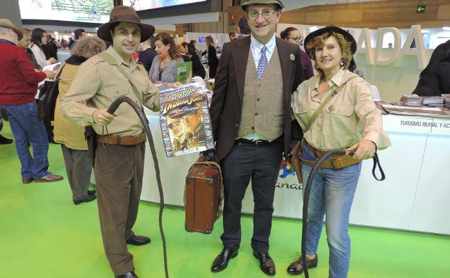 'Indiana Jones', ante el reto de atraer turistas hasta Guadix