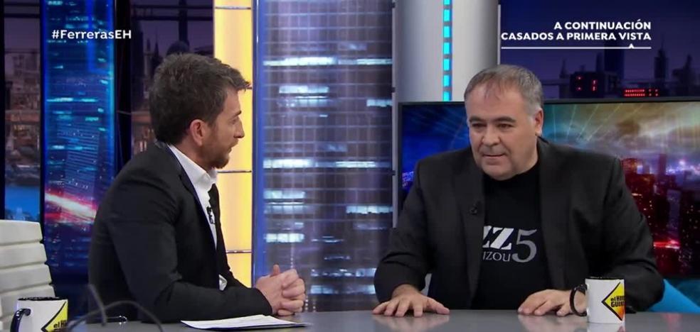 Ferreras confiesa qué le tiene prohibido Ana Pastor