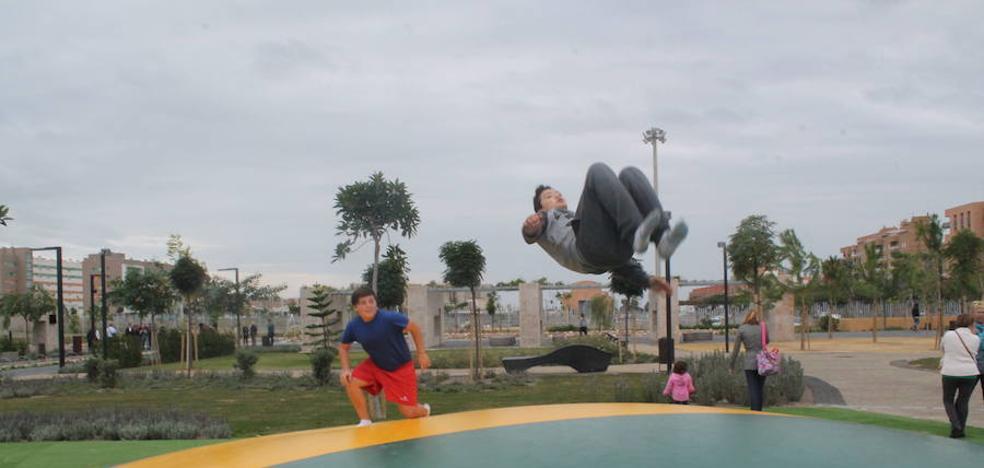 """El Parque de las Familias, """"sin vigilancia"""" durante el día"""
