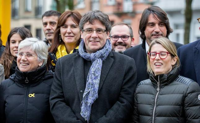 La Fiscalía aclara que la inmunidad no evitará la cárcel a Puigdemont