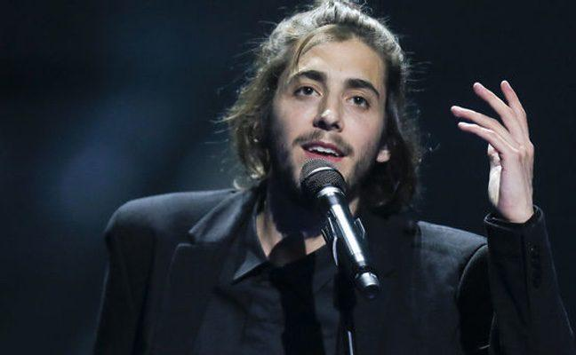 """Primeras palabras de Salvador Sobral tras salir del hospital: """"Iré a Eurovisión"""""""