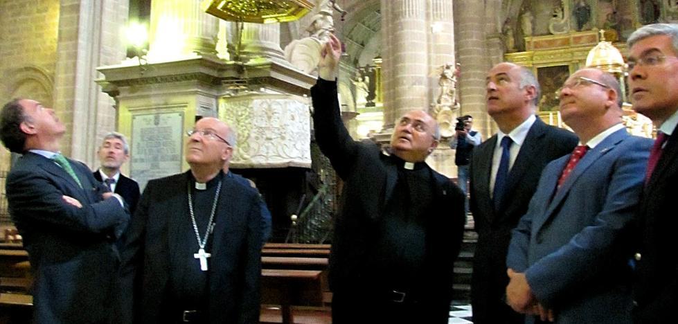 Cs y PP chocan por las obras de la Catedral