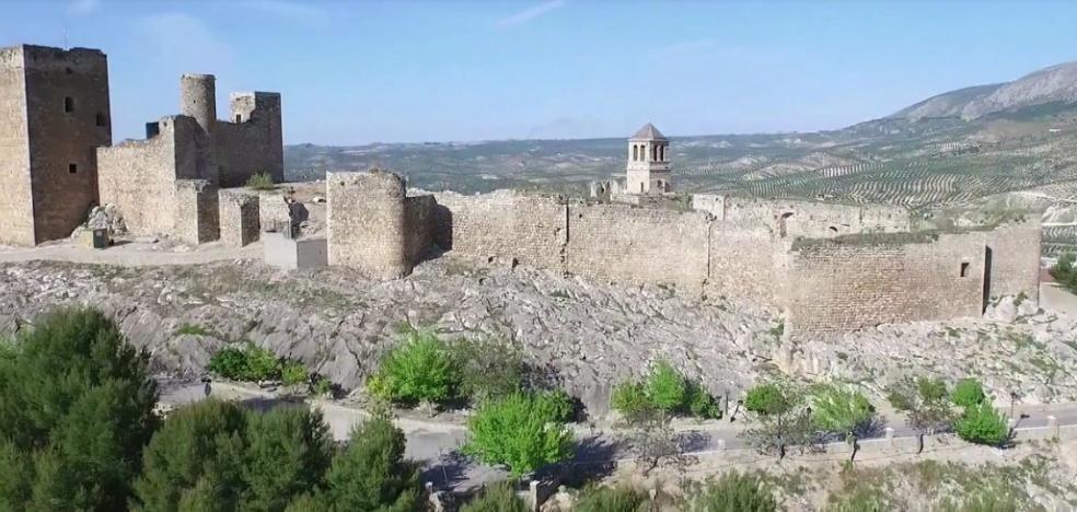 La Guardia rehabilitará su castillo con la ayuda del programa '1,5% Cultural'