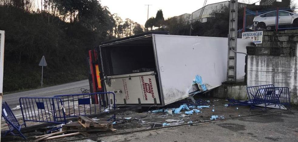 Siete personas fallecen en las carreteras en el fin de semana, dos de ellos motoristas
