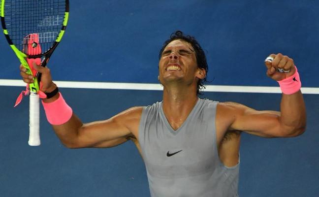 Nadal vence a Schwartzman y se medirá a Cilic en cuartos de final