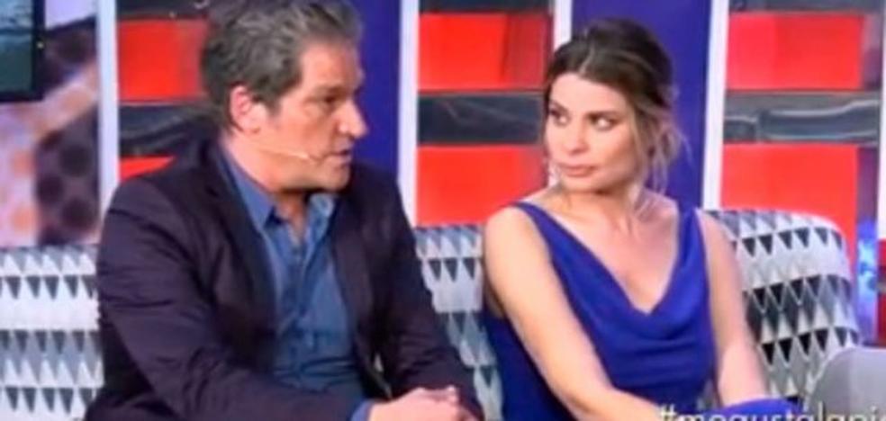 La romántica aparición de Gustavo González y María Lapiedra como pareja oficial