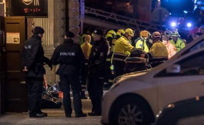 Al menos tres muertos en el incendio de un hotel de la cadena española Eurostars en Praga