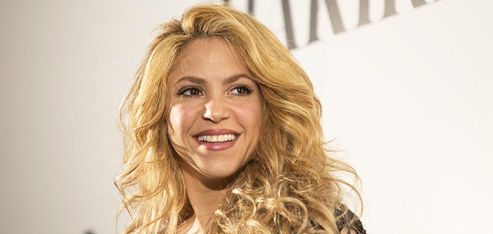 La oculta foto de Shakira que se ha hecho viral por su enorme cambio