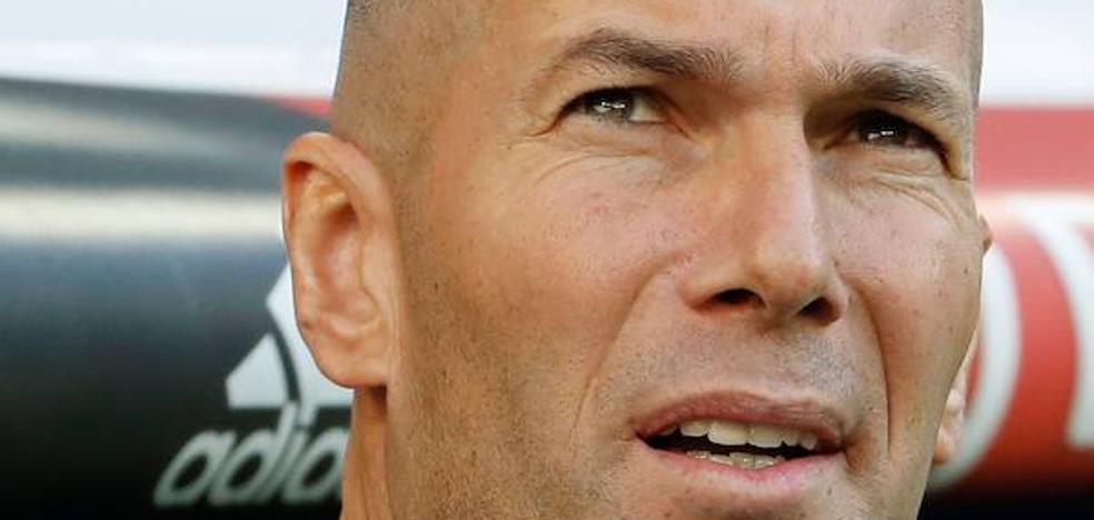 Zidane: «Lo necesitábamos, hemos cambiado el chip»