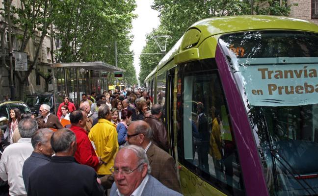 Moverse más a pie, en bici o en transporte público, prioridad del plan para Jaén y área metropolitana
