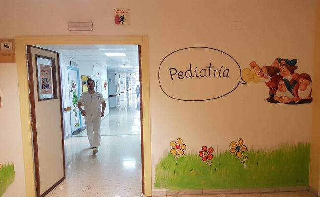 La bronquiolitis manda cada año a más de un centenar de bebés a Urgencias en Almería