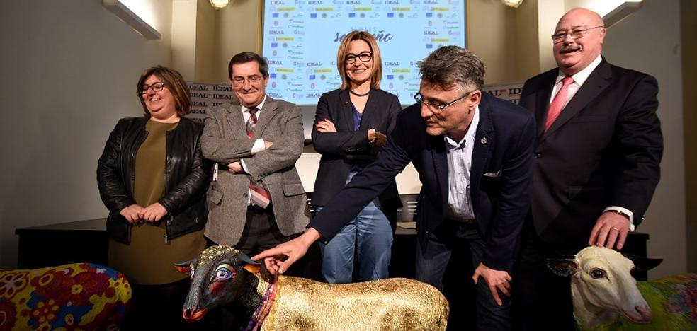 Diputación muestra su apoyo a la promoción y difusión del cordero segureño realizada por IDEAL