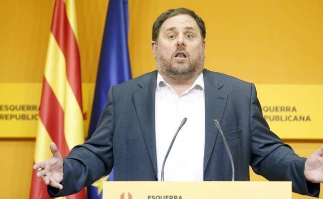 """""""Señor Junqueras, suba a su celda a hacer la cama. Esto no es un hotel"""""""