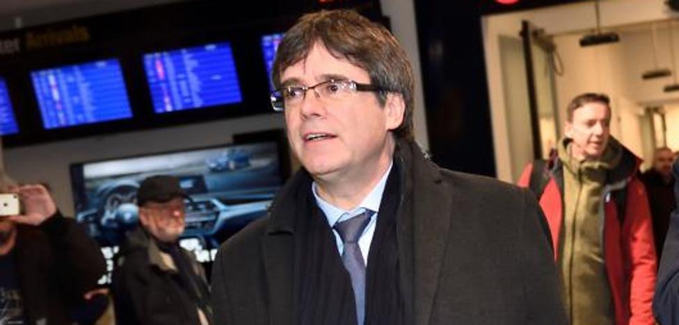 El Supremo descarta reactivar la orden de detención contra Puigdemont en Dinamarca