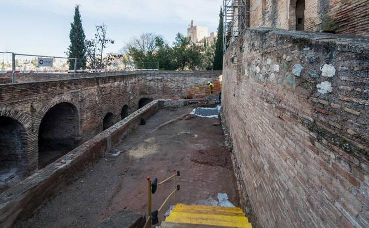 La restauración de Torres Bermejas