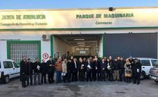 El Gobierno de Túnez se interesa por el modelo de gestión de las carreteras de Granada
