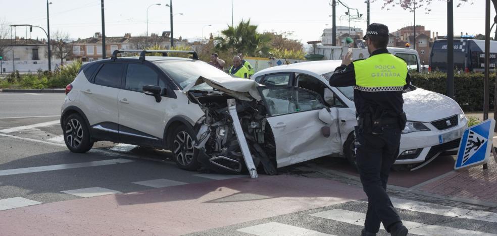 Granada supera en un 20% la media española de estafas a aseguradoras de coches